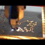 Přenosný plazmový cnc řezací stroj z nerezové oceli 1325