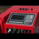 1800mm přenosný těžký železniční cnc plazmový plamen řezací stroj plynu