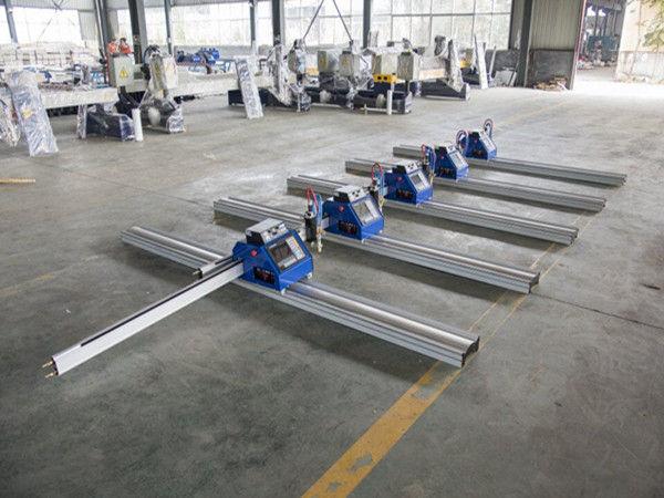 180W Portable CNC Plasma Cutting Machine for cutting thick metal 6 - 150mm