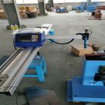 2018 horký prodej přenosné cnc plazmové oceli řezání trubek stroj