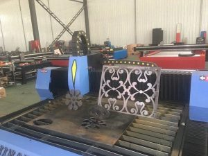 Nízkorozpočtový levný CNC plazmový řezací stroj schválený CE