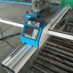 řezání plazmového řezacího stroje na řezání 3-3 malých vodních paprsků a plazmového řezacího stroje na plamen / přenosný cnc