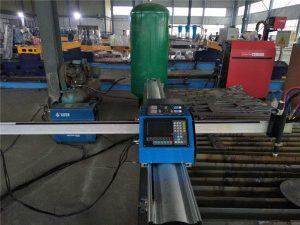 levný přenosný cnc plynový řezací stroj na plech