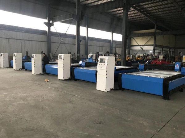 Sleva Cena 1530 CNC Plazmový stůl Cutter Machine
