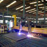 portálový cnc plazmový řezací stroj plamen řezací stroj ocelová deska