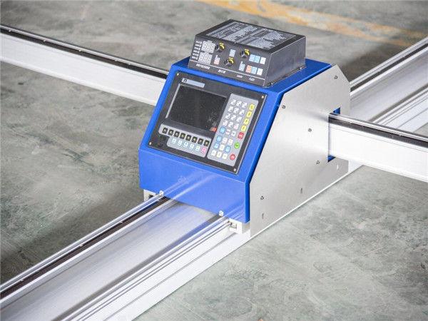 Vysoce účinná CNC plazmová řezačka 0-3500 mm Min řezná rychlost