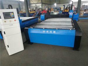 Jinan CE Profession 1325 Malý CNC plazmový řezací stroj