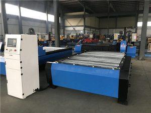 Velký plazmový vrtací stroj na řezání trubek s plazmovým plechem 20006000 mm