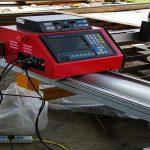 cnc přenosný číslicový řezací stroj / kovový plazmový řezací stroj
