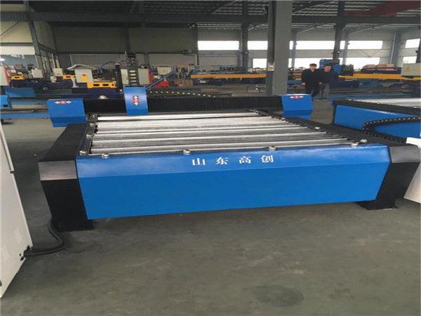 Nově navržený CNC řezací stroj pro CNC plazmové řezací stroje