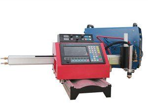přenosný cnc plazmové řezací zařízení automatický plynový řezací stroj ocelová dráha