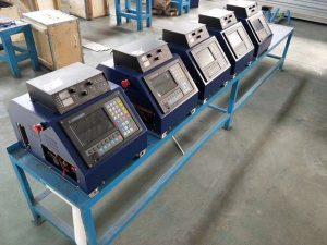 Přenosný CNC plazmový řezací stroj, efektivní řezací stroj s plamenem