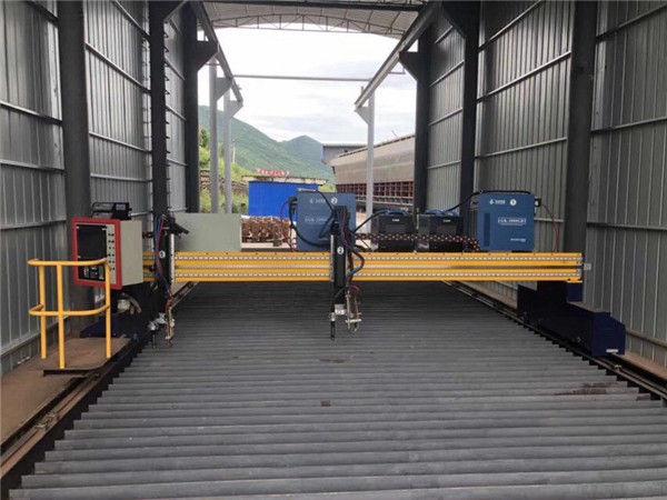 Malé stolní CNC plazmové a plamenové přesné řezací stroje