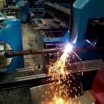 vzduchový automatický cnc plazmový trubkový řezací stroj na plech