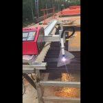 lepší cena cnc plazmové řezačky cnc přenosný kovový řezací stroj
