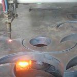 ce Schválený plamen řezací hořák přenosný cnc plazmové řezačky v továrně v Číně