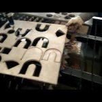 Čína vysoce přesné 1530 100A automatický kovový cnc plazmové řezací stroj