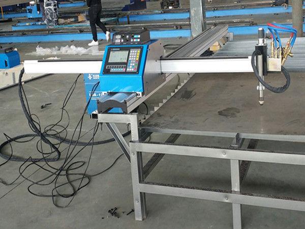 Čína dodavatel rychlou přenosnou cnc plazmové řezací stroj Čína