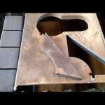 čínský levný cnc plazmový stolní přenosný řezací stroj