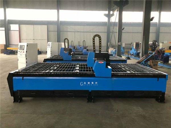 CNC plazmový řezací stroj CNC