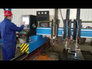 cnc portálový řezací stroj