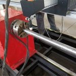 CNC plazmové řezací zařízení