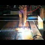 nízkonákladový plazmový řezač plechu cnc malý plazmový řezací stroj
