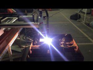 levný přenosný cnc plynový plazmový řezací stroj