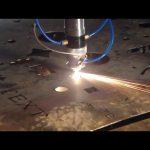 Vyrobeno v Číně obchod záruku levné ceny přenosné frézy cnc plazmové řezací stroje na nerezové kovové železo
