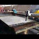 kovové řezací stroje mini přenosný plamen, plazmové řezací stroje cena