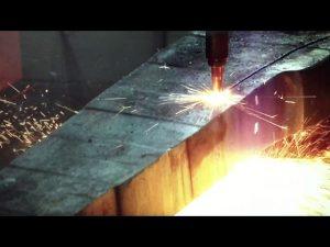 cena přenosného CNC plazmového řezacího stroje