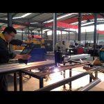 přenosný konzolový CNC plazmový řezací stroj