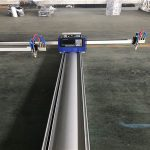 přenosný CNC plazmový řezací stroj v Číně