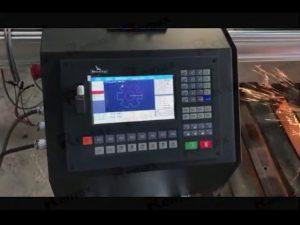 přenosný CNC řezací stroj na plamen plazmy se servomotorem