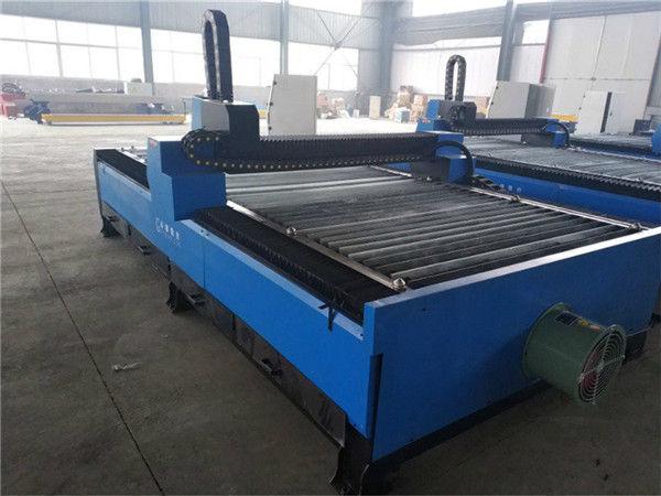 profesionální továrna přímý prodej hliník eloxovaný hliník G kód cnc plazmové řezací stroj