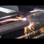 prodej cnc plazmové řezací zařízení s rotačním, plazmovým řezačem na kovové trubky