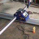přenosný plazmový cnc přenosný plazmový řezací stroj na řezání kovů