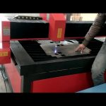 malý nízkonákladový vysoce přesný kovový cnc plazmový řezací stroj